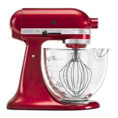 Are you in the market for a candy apple red KitchenAid Mixer? The Candy Apple Red KitchenAid Artisan stand mixer is one of the most popular on the market. All reved up with 325 Watts of pure. Candy Apple Red, Candy Apples, Red Apple, Candy Red, Kitchenaid Artisan, Artisan Mixer, Kitchenaid Classic, Kitchenaid Bowl, Small Appliances