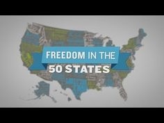 Freedom in the 50 States 2015-2016 | Overall Freedom | Cato Institute