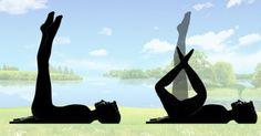 Jen 5 minut před spaním − a sbohem, široká stehna! Věnuji se tomuto cvičení 3 týdny a zítra si běžím pro nové džíny... - Strana 2 z 2 - Příroda je lék Yoga Fitness, Health Fitness, Tracy Anderson, Pilates, Challenges, Sporty, Exercise, Workout, Animals