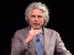 Conversation: Steven Pinker on Decline of Human Violence