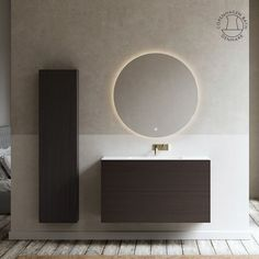 Skagen cabinet with ceramic tiles with a marble look makes the bathroom extra stylish and luxurious. Unlike marble, ceramic tile can withstand acidic cleaners, which can be beneficial if you have a lot of lime in the water.  The cabinet consists of solid oak with finger tap joints, and is designed as a module, ie. that one can freely assemble the cabinets. The drawers have push-open slide rails from BLUM. Bath Cabinets, Skagen, Solid Oak, Copenhagen, Tiles, Drawers, Finger, Marble, Mirror