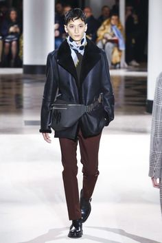 Hermes Menswear Fall Winter 2017 Paris
