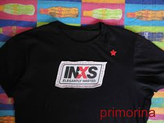 Camiseta INXS