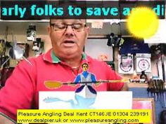 saturdays weather @pleasure angling tackle & bait shop deal kent 17th july