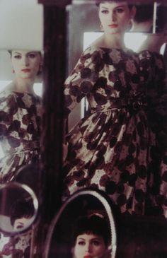 Saul Leiter, Isabella, Harper's Bazaar, 1958.
