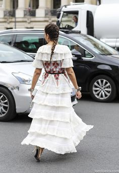 love this Chanel dress @leeoliveira
