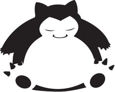Create the Pokémon Pumpkins of Your Childhood Dreams With These Free Templates Snorlax