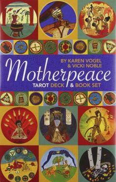 Motherpeace Tarot Guidebook by Karen Vogel offers personal interpretation of the Motherpeace Round Tarot deck. Beautiful Tarot and Oracle decks at great prices! Divination Cards, Tarot Cards, History Major, Tarot Learning, Tarot Card Decks, Cartomancy, Karen, Tarot Spreads, Major Arcana