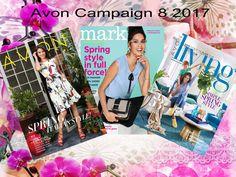 Shop Avon Campaign 8 2017 Online @