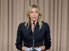 Maria Sharapova responds to reports she was warned five times over banned drug