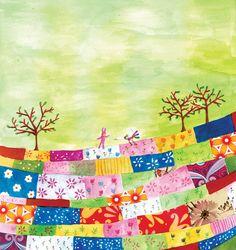 Spring has come by bellalee http://bellalee.deviantart.com/art/Spring-has-come-107527035