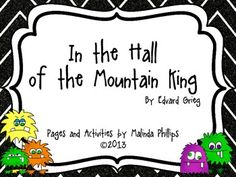 "Freebie! ""In the Hall of the Mountain King"" active listening lesson"