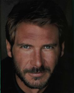 Harrison Ford (really handsome in this picture!)