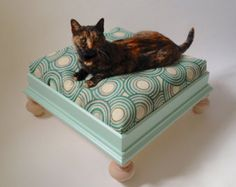 Modern italian home bed for dogs and cats - Modifica inserzione - Etsy