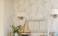 Sorrento Wall Light at Laura Ashley