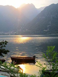Lake D'ldro, Italy