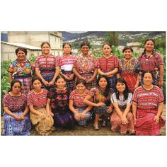 Cultural Cloth : Rug Hooking Project In Guatemala