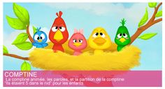 MONDE DES PETITS Ils étaient cinq dans le lit French Teaching Resources, Teaching French, French Poems, French Numbers, Kindergarten Songs, French Kids, Core French, French Education, Chore Chart Kids