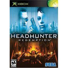 Headhunter: Redemption (Xbox, 2004)