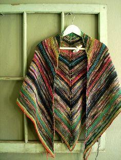 I love this shawl !!!