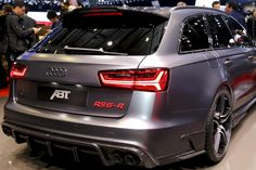 2015 ABT Sportsline Audi RS6-R (Geneva International Motor Show 2015)