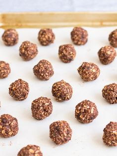 Healthy, delicious and nut-free, these are the perfect lunchbox treat!