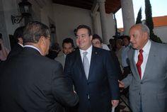 El gobernador Javier Duarte de Ochoa inaugura Asamblea de Notarios en la ciudad de Xalapa