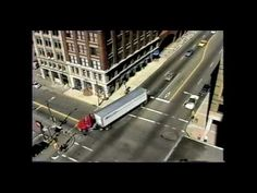 Here's a vintage truck driver safety video from 1991. Hey, maybe you'll learn a few safety tips for making right turns. #ThrowbackThursday