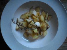 Pastinaken - Bratkartoffeln und Birnen passen besser zusammen, als man denkt