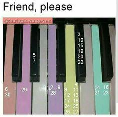 friend, please