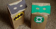 Eeny Meeny & Moe: Super Hero Sack Puppets