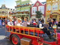 Área Temática: Main Street USAWalt Disney WorldInformações:Público…