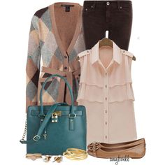 """""""Style This Blouse Contest 2"""" by amybwebb on Polyvore"""