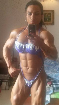 Muscular Women and Fit Ladies