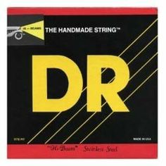 DR Strings Electric Guitar Strings, Hi-Beam, Hex Core 9-46 by DR Strings. $6.90. DR Hi Beam Nickel Wound on Hex Corr Lite N Heavy  9-46. Save 40%!