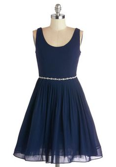 Sage a Dance Dress in Navy. #modcloth. Bought during the 70 percent off sale. Beautiful dress. Minuet brand which runs small for me, unfortunately. New! Size small. 32 glitters plus shipping or very limited swap. Locate and move back to swap board.