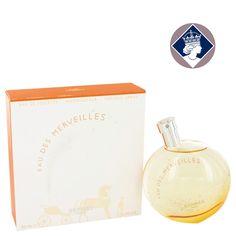 Hermes Eau Des Merveilles 100ml/3.3oz Eau De Toilette Spray EDT Perfume for Her