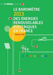 Great Le barom tre des nergies renouvelables lectriques en France