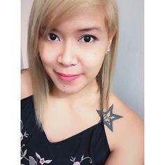 short blonde hair 💋