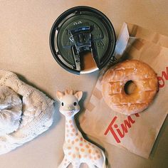 Canadian #BreakfastWithSophie at Tim Hortons!