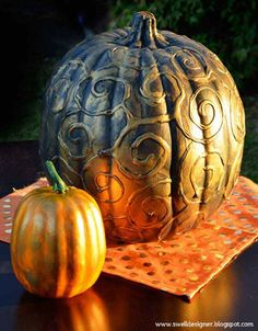 If you are still looking for some whacky weird ideas for pumpkin design, then you will get answer here. There are plenty of unique wacky pumpkin works you all can create, you are limited only by your imagination. From below pictures, the rainbow glitter pumpkin is my favorite. Source Source Source Source Source Source Source […]