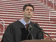Paul Ryan Delivers Commencement Address at Miami University - YouTube