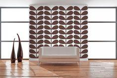 Wall Decal Tree Geometric Retro Mod Modern by WallStarGraphics