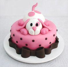 Image result for childrens dog birthday cake