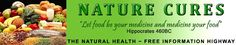 A-Z guide of nature's foods and their healing and healthy maintenace properties