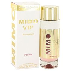 Mimo Vip Intense by Mimo Chkoudra Eau De Parfum Spray 33 oz for Women <3 View the fragrance in details by clicking the VISIT button