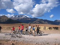 Preparing for Peru - Family Cycling Holidays in South America with Saddle Skedaddle