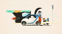 TED + Car2Go - The Power of Sharing