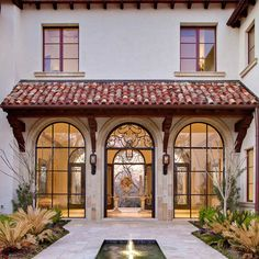 Exterior Photos Spanish Colonial Awnings Design, Pictures, Remodel, Decor and Ideas - page 4