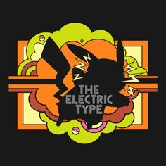 The Electric Type Women's xl